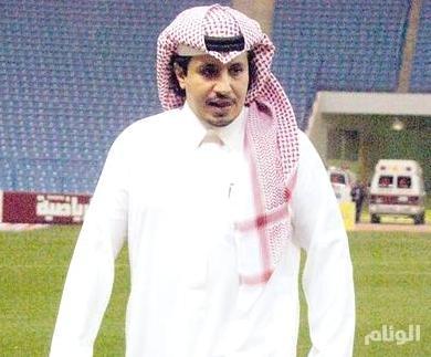 طلال الرشيد لإعلاميي فريقه: جعلتم النصر ساحة لتصفية حساباتكم
