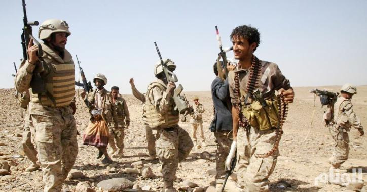 اليمن: قصف تجمعات للمتمردين في تعز ولحج والجوف