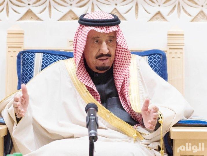 خادم الحرمين يبث تغريدة عبر حسابه في تويتر :نأمل أن تحقق القمة الإسلامية أهدافها