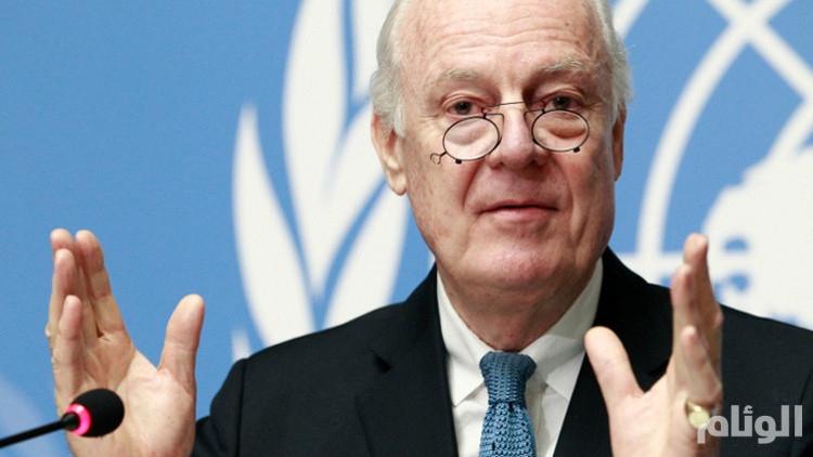 """المتحدث باسم المعارضة السورية: المحادثات مع مبعوث الامم المتحدة """"إيجابية للغاية"""""""