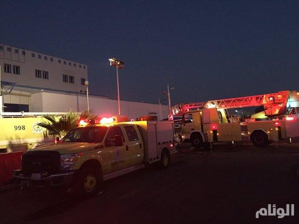 الأمير محمد بن ناصر يوجه بالتحقيق في حريق مستشفى جازان العام