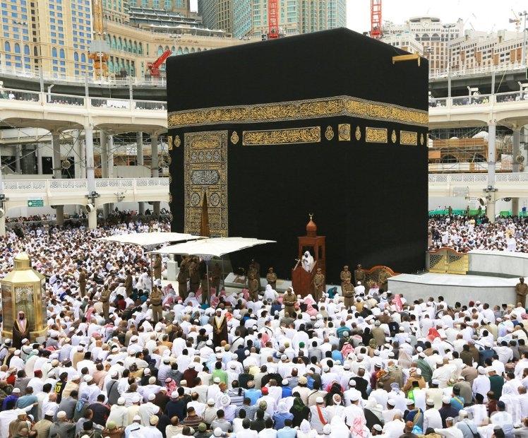 إمام الحرم : التعليم والبلاغ والمواساة من مجالات نصرة الدين