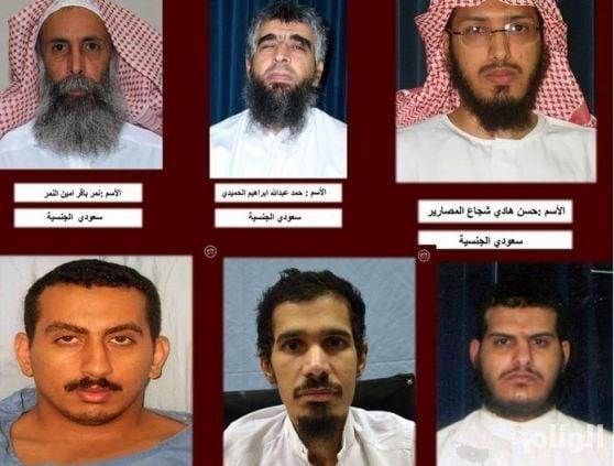 تنفيذ حكم القتل في «47» إرهابياً بينهم نمر النمر وفارس آل شويل