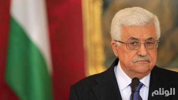 عباس يتهم أمريكا بالتآمر على القضية الفلسطينية