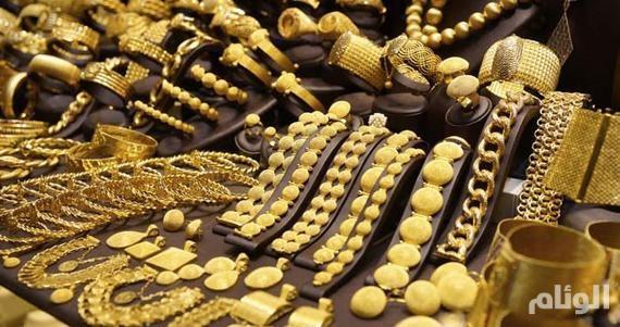 أسعار الذهب تنزل لأقل مستوى في نحو خمسة أسابيع
