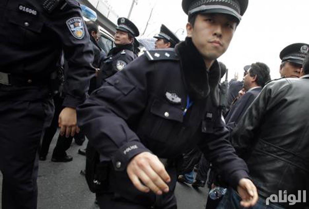 مصرع 19 شخصَا في الصين