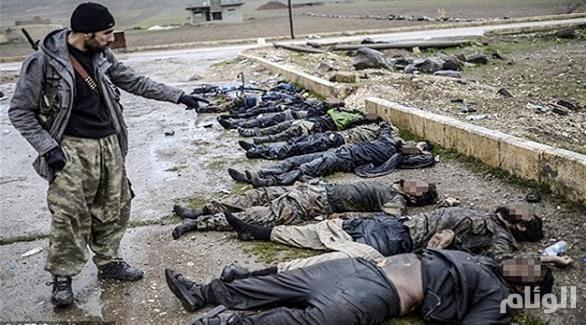 البنتاغون: مصرع «2500» داعشي بعد ضربات للتحالف
