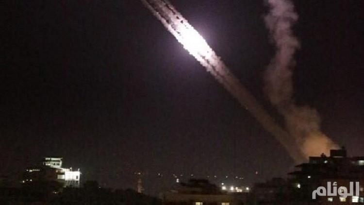 صافرات الإنذار تدوي بعد سقوط صاروخين جنوب اسرائيل