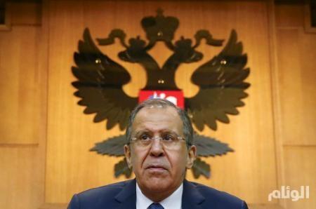 لافروف: التحرك الروسي ساعد على قلب الأوضاع في سوريا