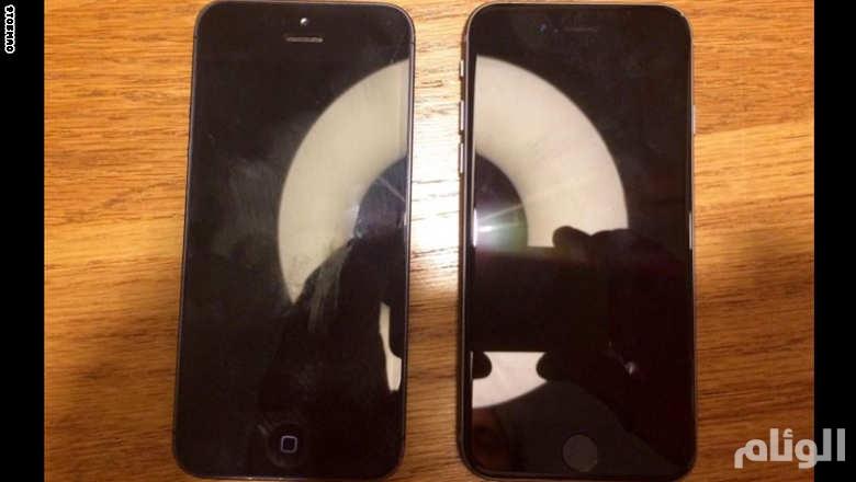 """صورة مسربة تظهر هاتف الآيفون الجديد الصغير """"5SE"""""""
