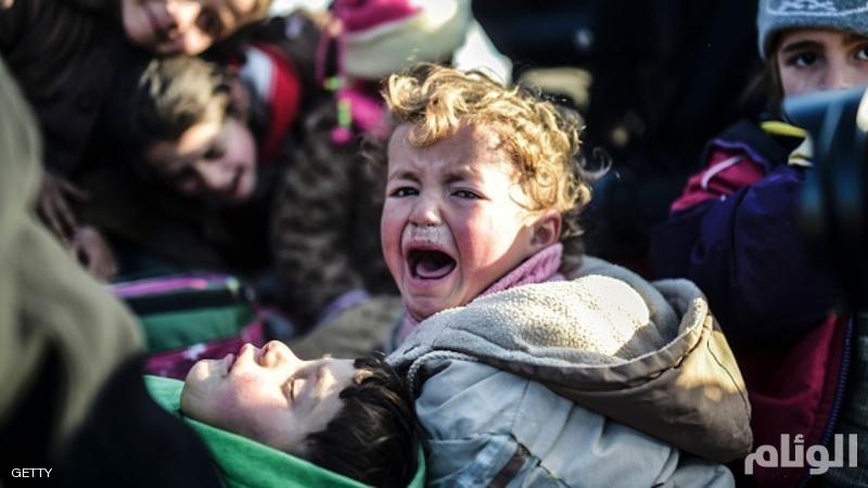 ليس بالقصف وحده يموت السوريون.. النظام يتبع سياسة الأرض المحروقة ويجوع «الحولة»