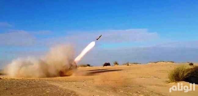 الدفاع الجوي يعترض صاروخا باليستيا في سماء جازان