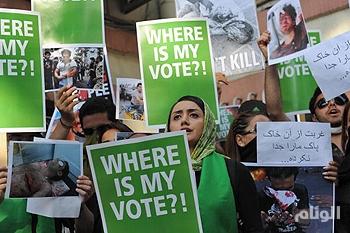الانتخابات البرلمانية بروفة تمهيدية لانتفاضة الشعب الإيراني