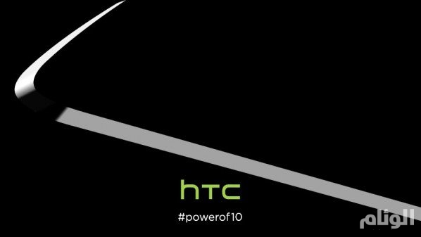 «إتش تي سي» تنشر أول صورة تشويقية لهاتفها المرتقب «One M10»