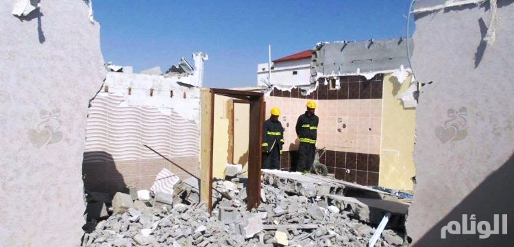 وفاة مقيم نتيجة انهيار جدار منزل تحت الترميم بـالطائف