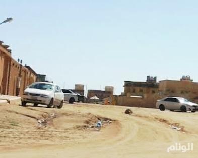 بلدية حفر الباطن لـ «الوئام»: العمل جارٍ لسفلتة بقية شوارع حي النهضة