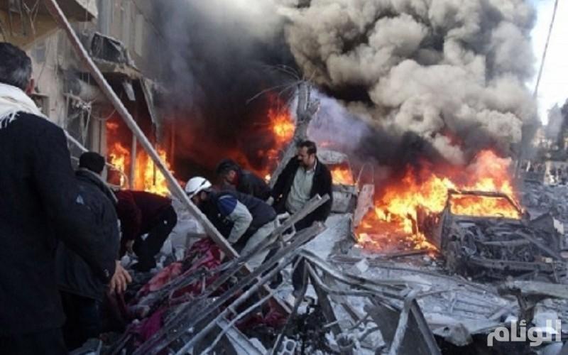 الأمم المتحدة تدعو لتحقيق فوري في مجزرة ارتكبها النظام السوري بمعسكر لاجئين في إدلب