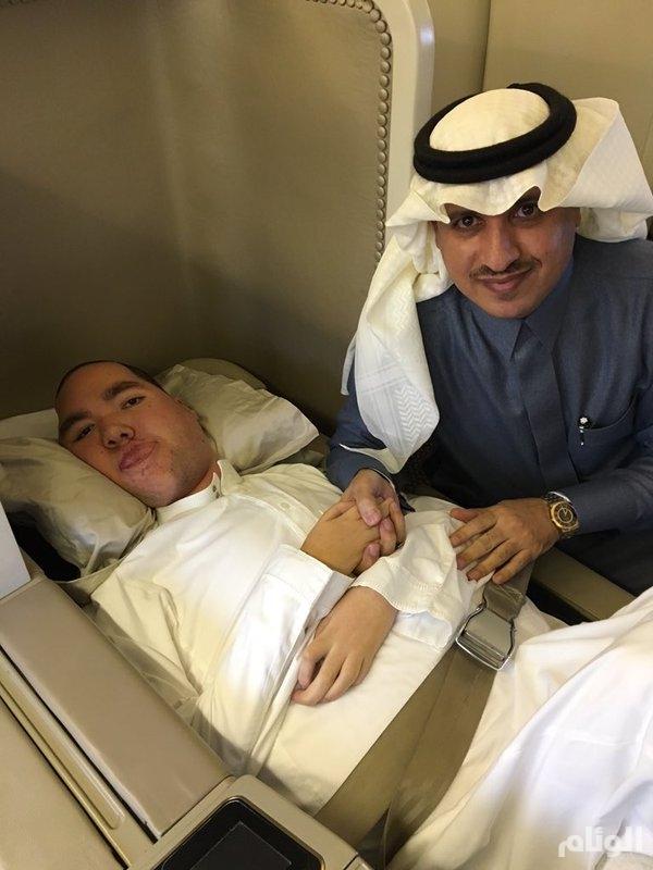 «الخطوط السعودية» تواصل امتهانها لذوي الاحتياجات وترفض سفر عمار بوقس