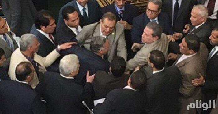 السفير الإسرائيلي لدى مصر: سألتقي النائب المضروب بالحذاء مجددا