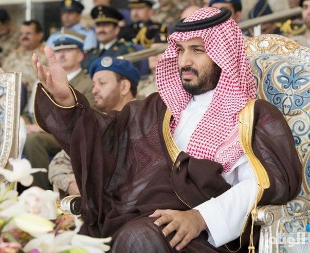 الأمير محمد بن سلمان يؤكد حرص خادم الحرمين على مواصلة خطط تحديث القوات المسلحة