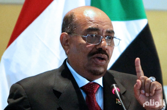 الرئيس السوداني يؤكد أن أمن السعودية خط أحمر