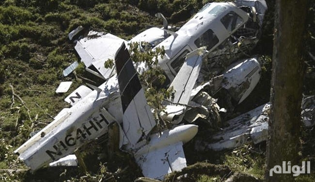 مصرع 19 شخصا في تحطم طائرة جنوب السودان