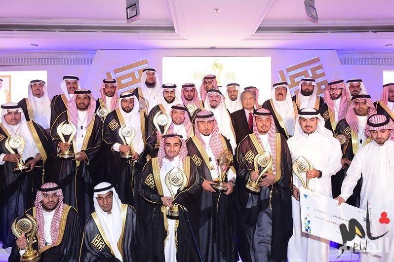 أمير القصيم: جائزة الشاب العصامي أصبحت من أهم الجوائز الوطنية