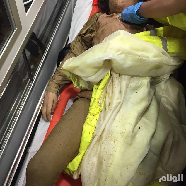 مدني الباحة ينتشل مفقودًا ويبحث عن آخرين في سيل وادي قوب بالزرقاء