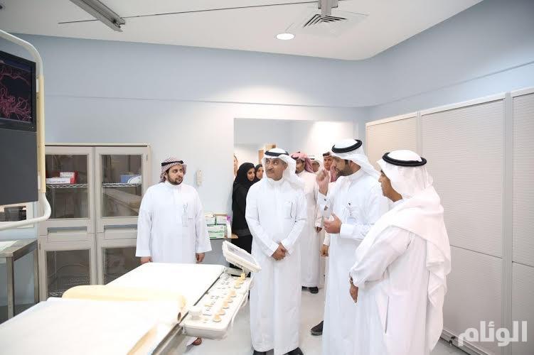 افتتاحأول مختبر يعمل بتقنية الروبورت في السعودية