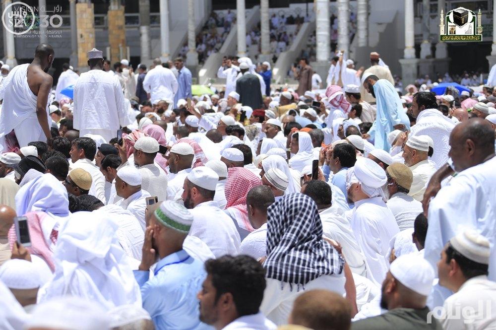 إمام الحرم: الفوز برضى «الرحمن» هو أسمى المطالب وأعظمها