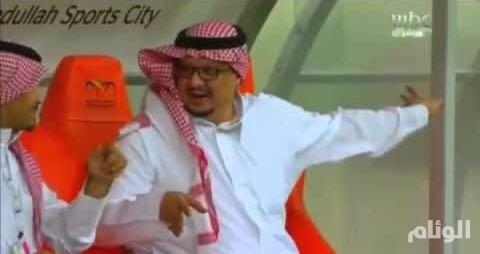 صورة لرئيس النصر تثير فضول الجماهير الرياضية