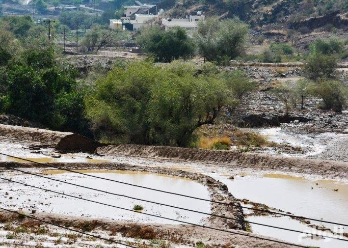الأرصاد: توقعات بهطول أمطار في شرق ووسط المملكة