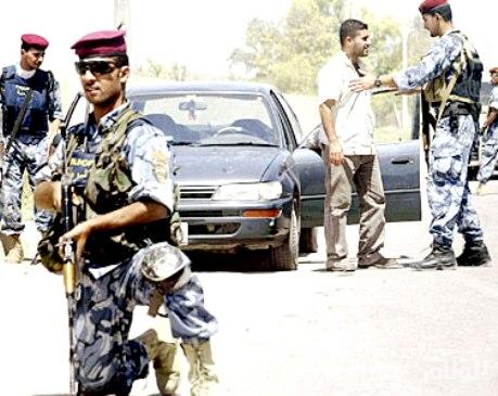 اعتقال «41» إيرانياً تسللوا إلى العراق بدون تأشيرة