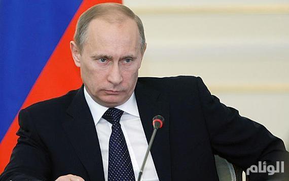 بوتين يتهم فرنسا بالخداع بشأن قرار سوريا