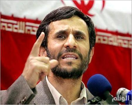 أحمدي نجاد يكشف عن فضيحة كبرى لخامنئي تهز إيران