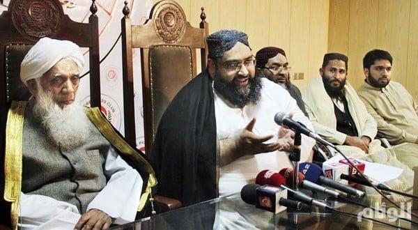 مجلس علماء باكستان يدعو الدول العربية والإسلامية إلى نصرة الشعب السوري