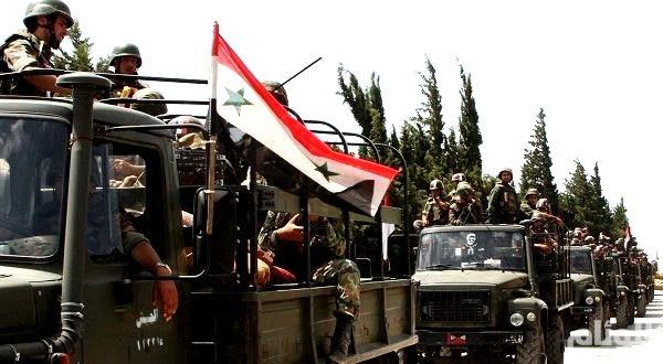 الجيش السوري يحاصر نقطة المراقبة التركية جنوبي إدلب