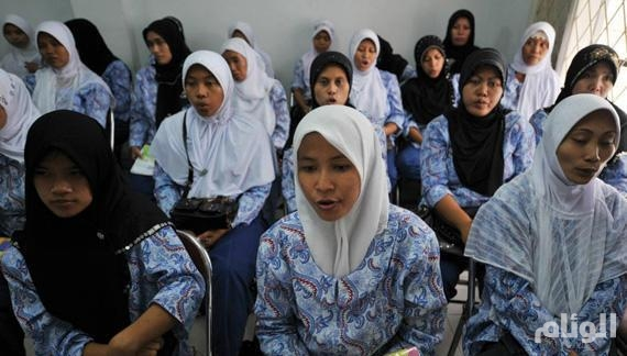 سريلانكا ستتوقف تدريجياً عن إرسال «خادمات» إلى الخارج
