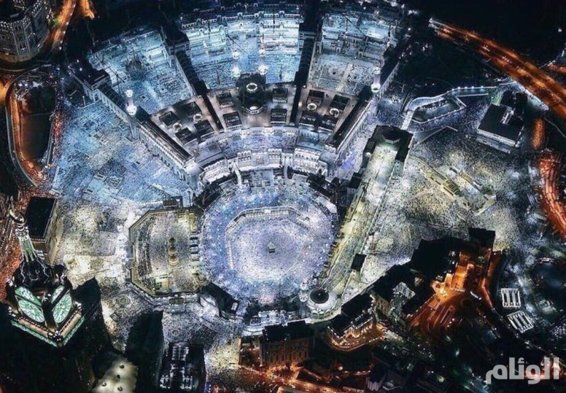 امطار مكة