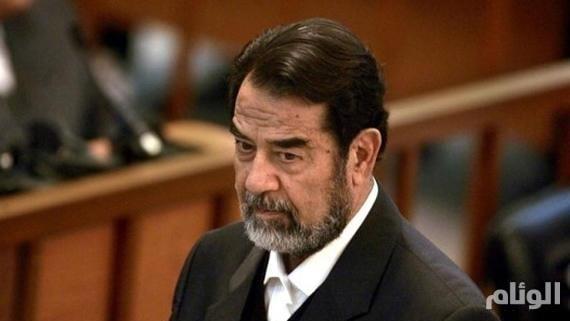آلاف العراقيين يحيون ذكرى وفاة صدام حسين