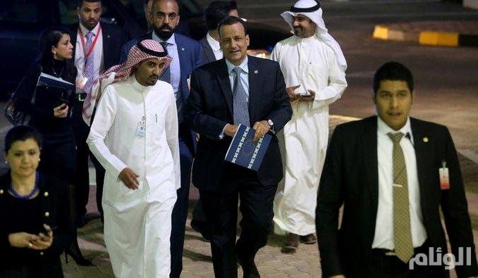 ولد الشيخ يعلن تسليم اليمنيين خارطة طريق للحل ونقل مقر لجنة التهدئة للسعودية