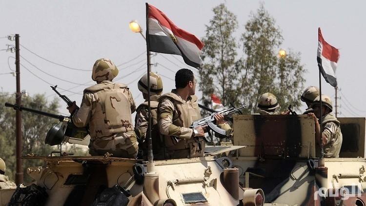 الجيش المصري يعلن مقتل 47 تكفيريا في عمليات خلال الفترة الماضية