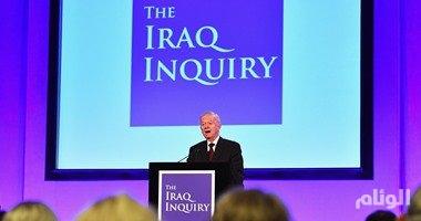"""تقرير حرب العراق: صدام حسين لم يشكل تهديدا """"وشيكا"""" على بريطانيا"""