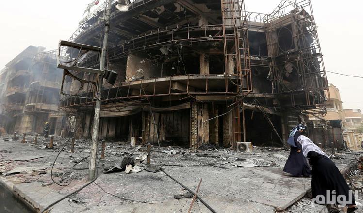 رئيس وزراء العراق يُعفي قائد عمليات بغداد ومسؤولي الأمن والاستخبارات من مناصبهم