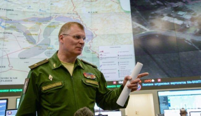 الدفاع الروسية: فتح ممر آمن للمسلحين  في حلب سببه عدم توفير واشنطن لمعلومات حول مواقع المعارضة