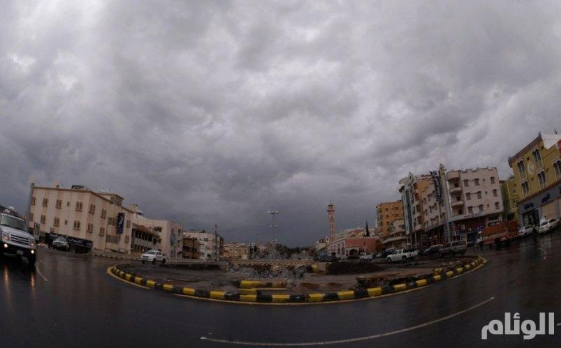 الأرصاد: توقعات بهطول أمطار في جازان وعسير والباحة