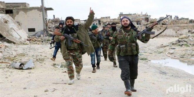 لندن توقف مساعدات للمعارضة في سوريا