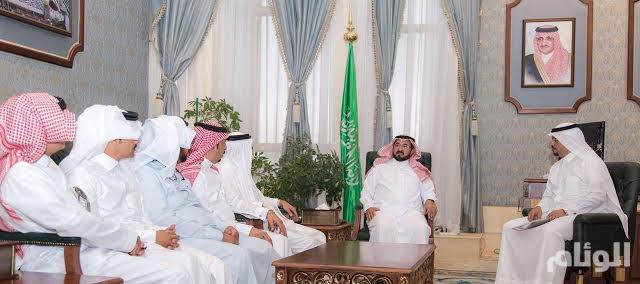 وكيل إمارة الباحة: سنبذل كل الجهود لدعم الحـركة التجـارية