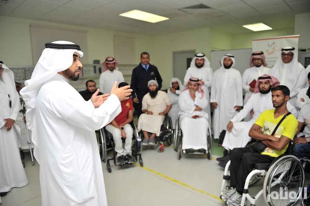 محافظ التدريب التقني: سنتوسع في البرامج التدريبية المقدمة لذوي الإعاقة
