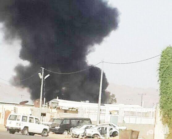 مقتل وإصابة طفلين شقيقين في انفجار مقذوف حوثي